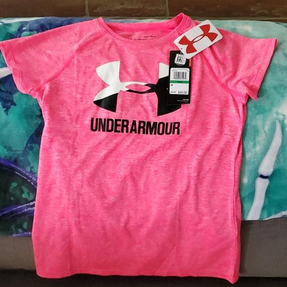 Under Armour Other - Girls Under Armour shirt 5974-5936